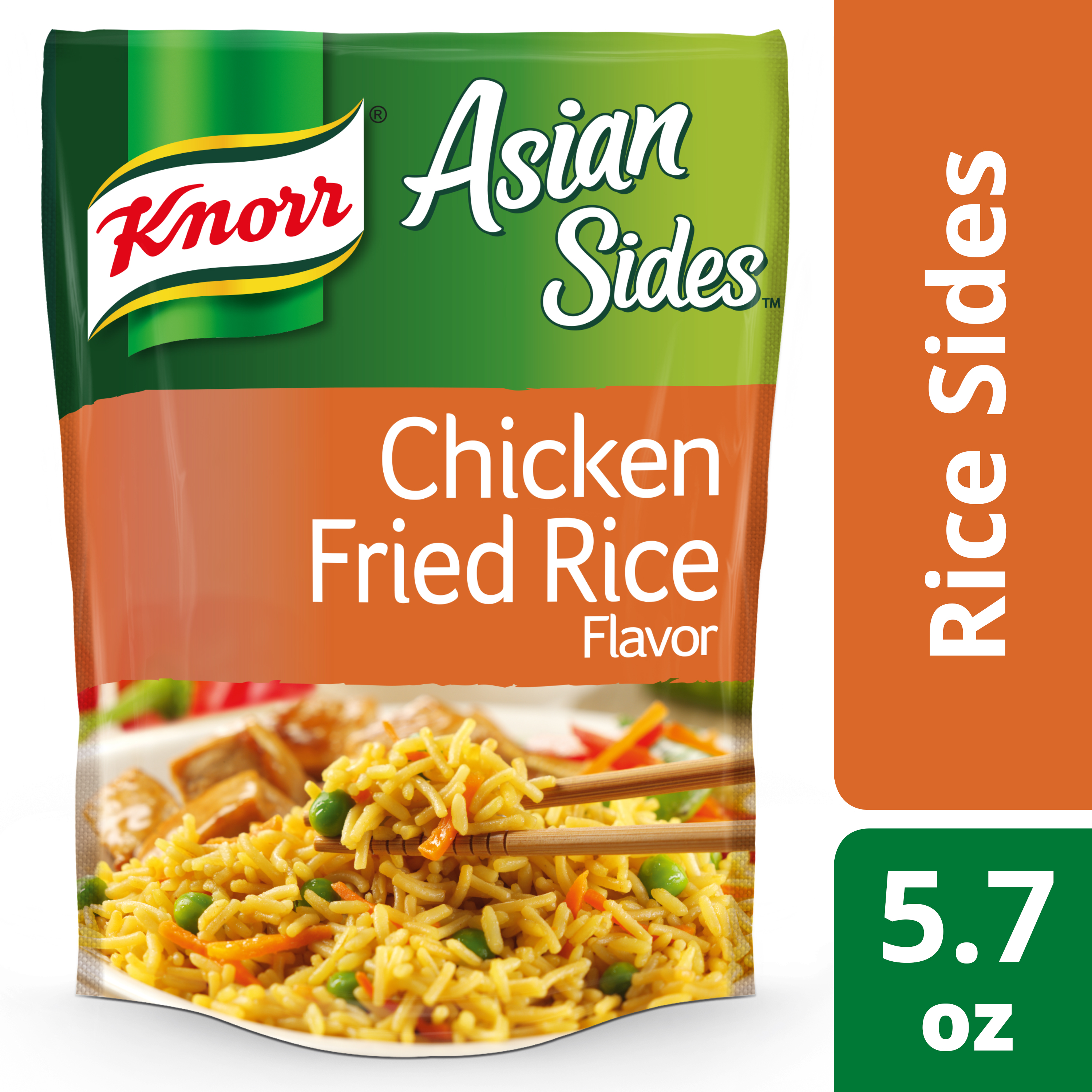 Knorr Chicken Fried Rice Asian Side Dish 5.7 oz