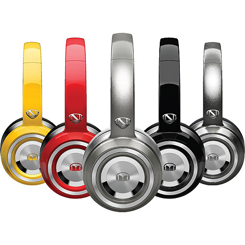 Monster N-Tune HD On-ear Headphones Core Color Collection