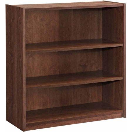 Mainstays 3Shelf Wood Bookcase Multiple Colors Walmart – Mainstays 3 Shelf Bookcase