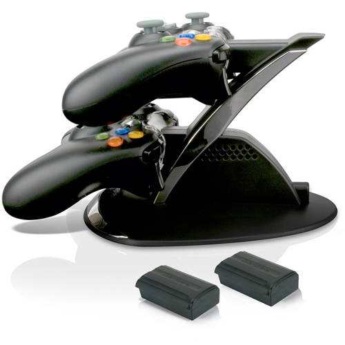 PDP Energizer Charging System for Xbox 360