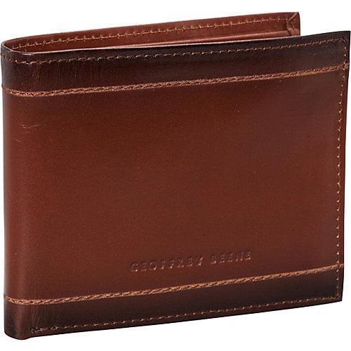 Geoffrey Beene Winchester Passcase Billfold Wallet