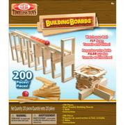 Ideal Building Boards 200-Piece Building Boards