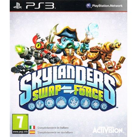 Skylanders Swap Force Game Only - Playstation 3 (Refurbished)