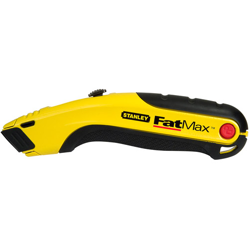 Stanley Hand Tools 10-778 Stanley Fat Max Retractable Utility Knife