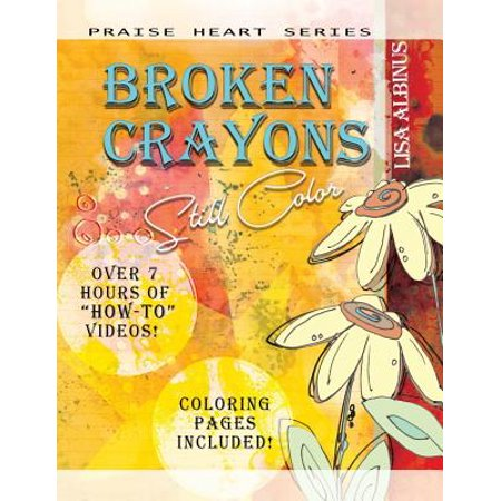 Broken Colors - Broken Crayons Still Color