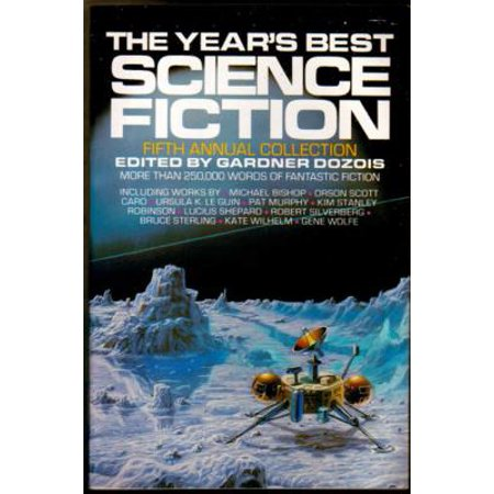 The Year's Best Science Fiction: Fifth Annual Collection -