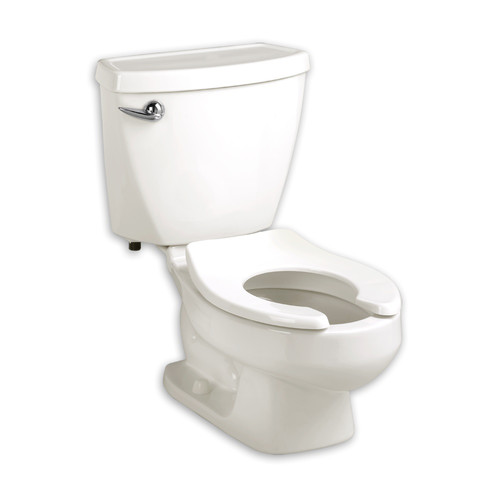 "American Standard 2315.228.020 Baby Devoro Flowise Two-Piece 1.28 GPF Toilet with 10"" Rough-In, White"
