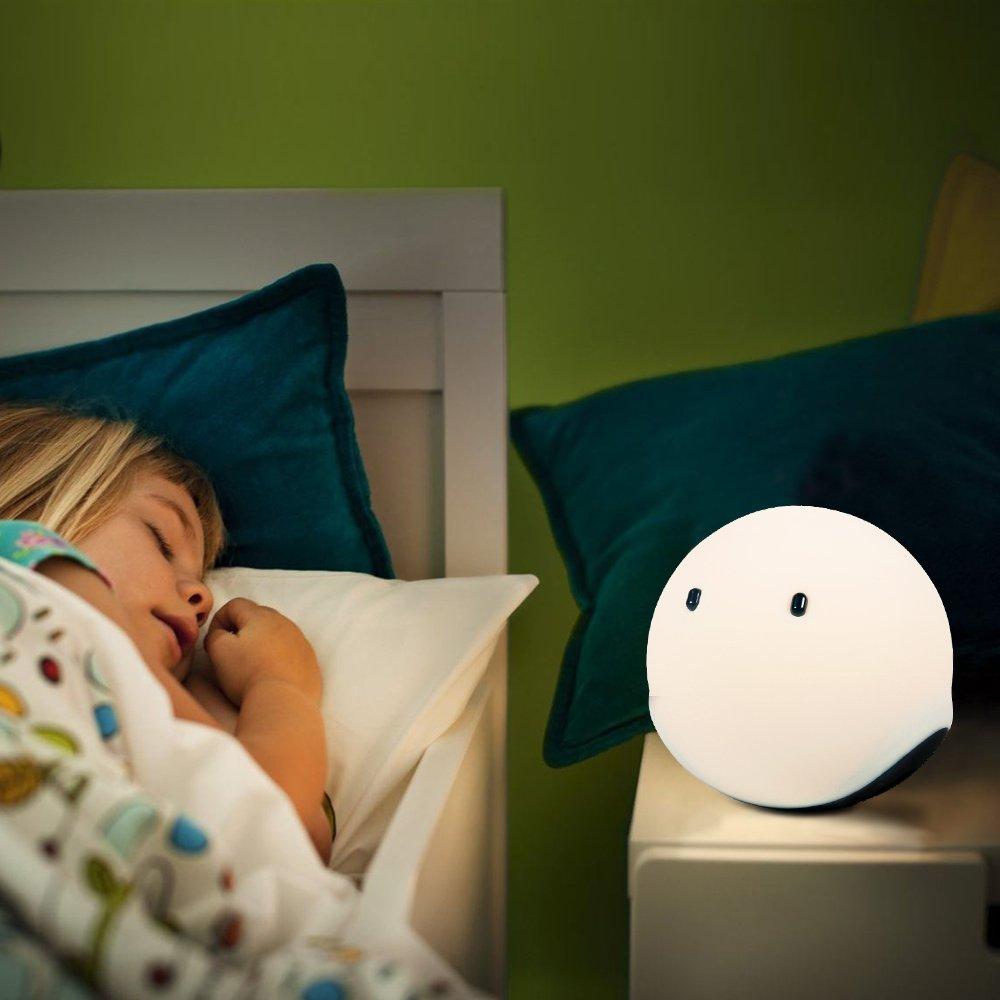 Emie Elfy Touch Sensor Night Light Lovely Baymax Light fo...