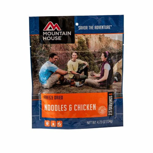 Mountain House Noodles and Chicken by Mountain House