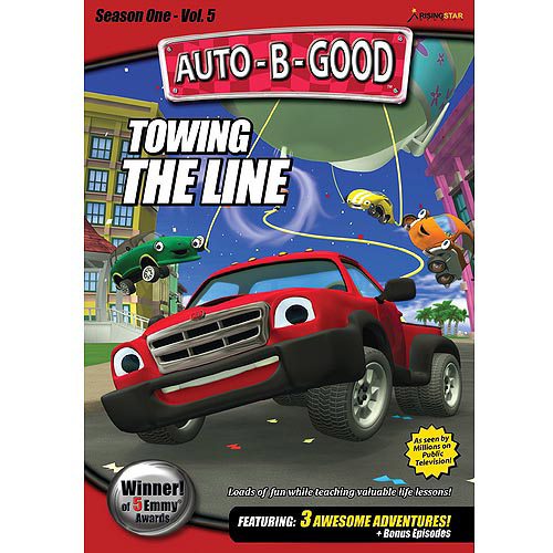 Auto-B-Good: Towing The Line (Full Frame) by Koch International