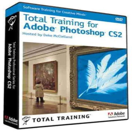 Total Training Adobe Photoshop Cs2  Pc   Mac   Dvd