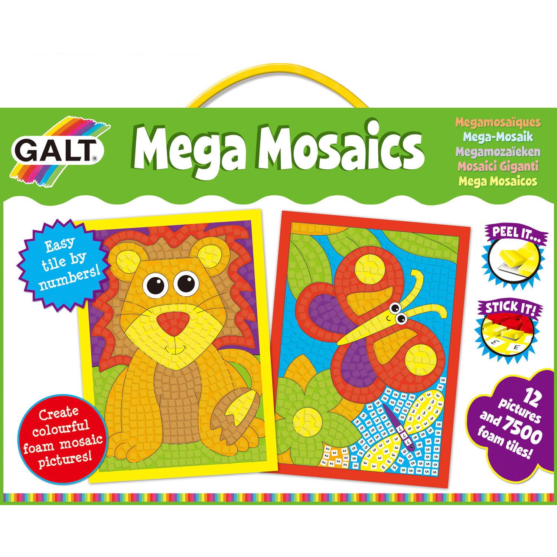 Image of Galt Activity Cases 1004414 Mega Mosaics