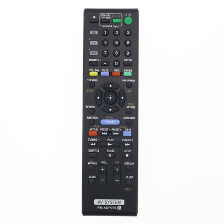 Replacement Audio Receiver Remote Control for Sony HBDN990W - image 2 of 2