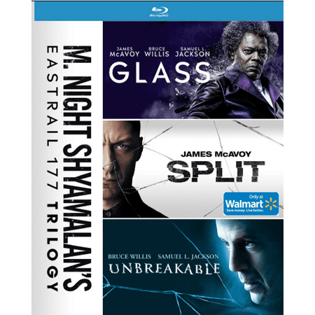 Split Bale (Glass Triple Feature (Glass / Split / Unbreakable) (Walmart Exclusive))