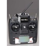 Heli Max 610 SLT 6-Channel 10 Model Transmitter HMXJ2025