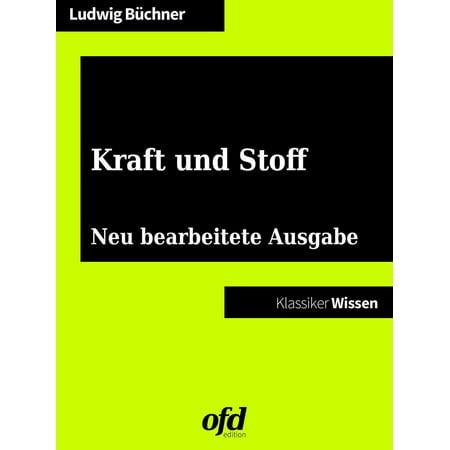 Kraft und Stoff - eBook (Carvico Stoff)