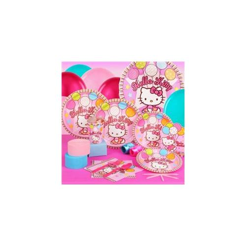 Amscan 189048 Hello Kitty Balloon Dreams Standard Party Pack