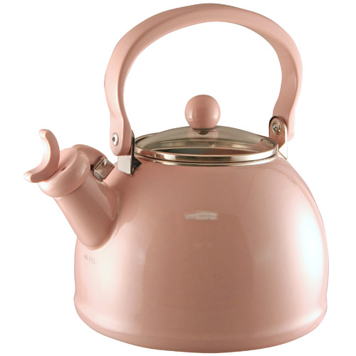 Wrought Studio Hippolyte 2.2 Qt. Whistling Stove Tea Kettle