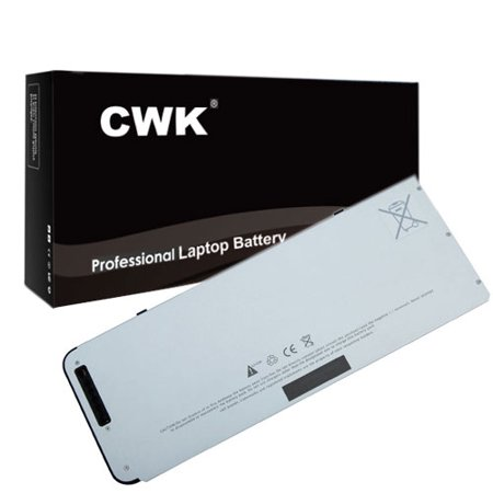 CWK® High Performance New Battery for Apple A1280, A1278, MB771LL/A,MB466 /A 13-inch Macbook Rechargeable Battery (Aluminum Unibody) MacBook 13 inch Aluminum Unibody (2008