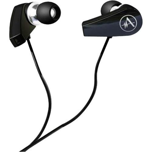 Andrea Electronics SuperBeam SB-205B Earset - Stereo - Black - Mini-phone, USB - Wired - 32 Ohm - 20 Hz - 20 kHz - Earbud - Binaural - Open - Noise Reduction Microphone