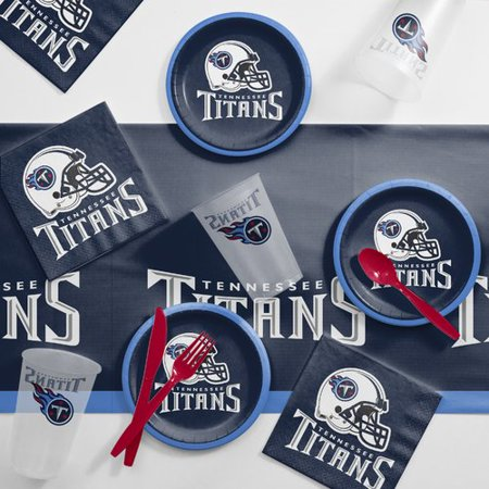 Tennessee Titans Tailgating Kit (Tennessee Titans Party Supplies)