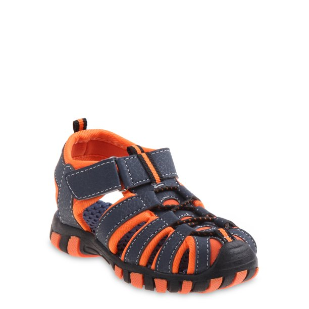Rugged Bear Caged Sport Sandals