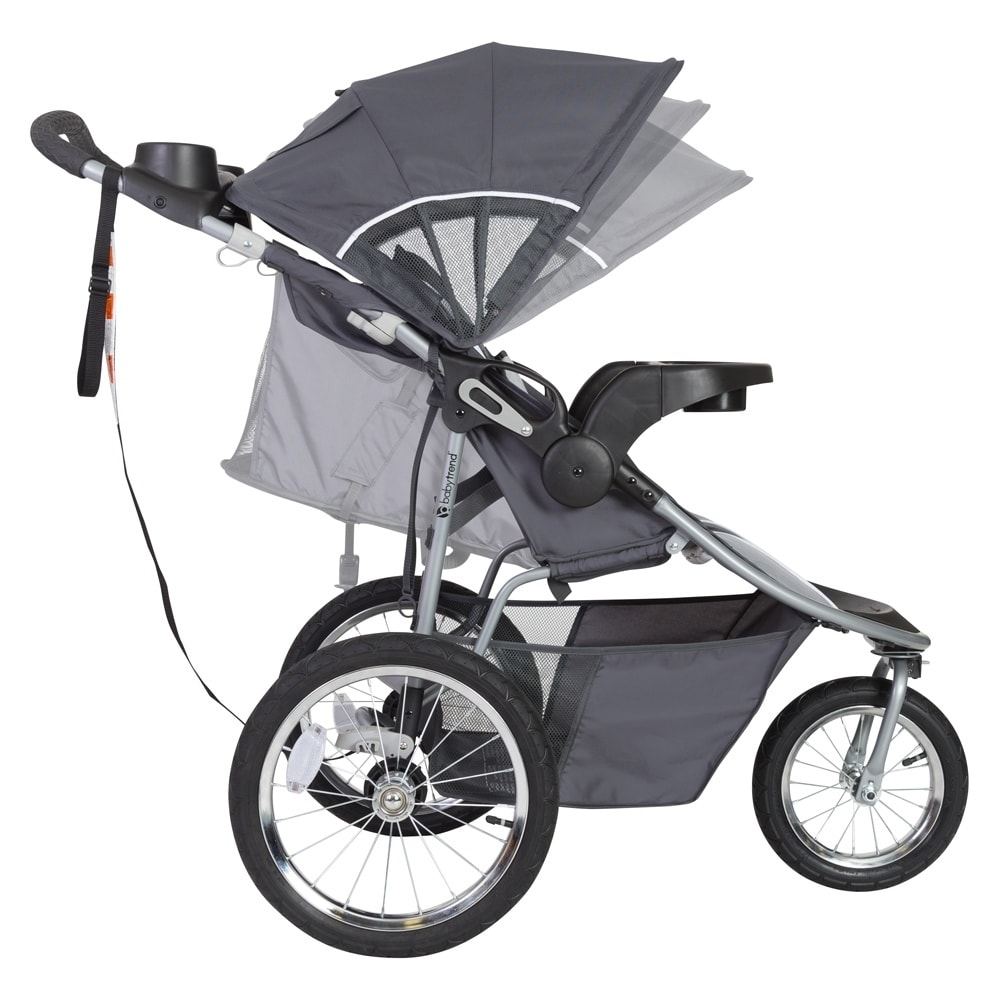 Baby Trend Cityscape Jogger Travel System Moonstone