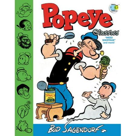 Popeye Classics 6