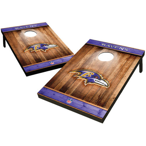 Baltimore Ravens Bean Bag Toss Game