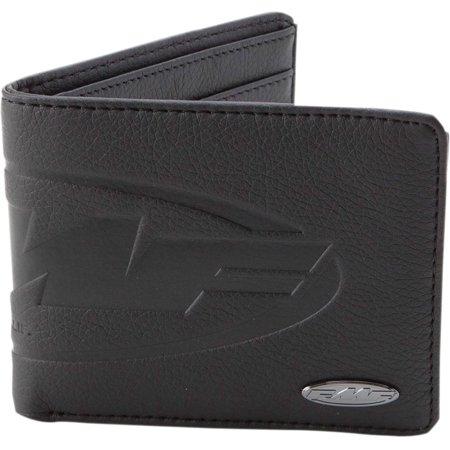 FMF Racing Debossed Wallet Leather | Polyurethane