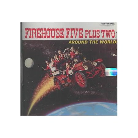 Firehouse Five Plus Two: Ward Kimball, Danny Alguire, George Probert, Frank Thomas, Dick Roberts, Don Kinch, George Bruns, Eddie Forrest.Recorded in November, 1957; February, 1958 and March, 1961. ()