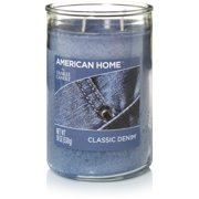American Home by Yankee Candle Classic Denim, 19 oz Large 2-Wick Tumbler