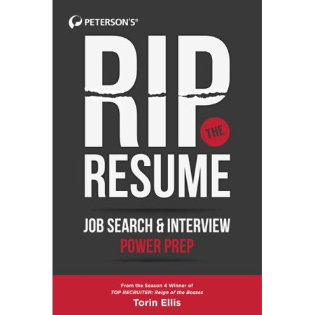 Petersons Rip The Resume