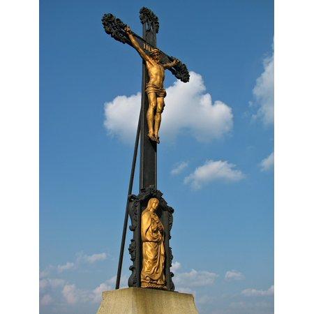 Framed Art For Your Wall Cross Christianity Christ Jesus Church Catholic 10x13 - Christ Wall Cross