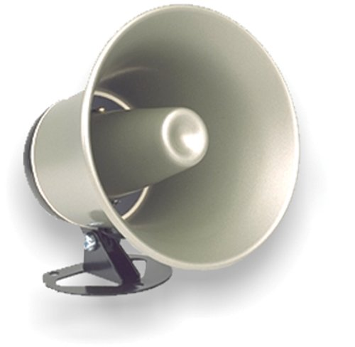Viking electronics - vk-25ae - 8ohm paging horn weather resistant