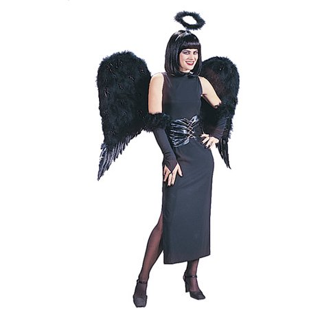 Feather Angel Wings Adult Halloween Accessory - Angel Wings Halloween