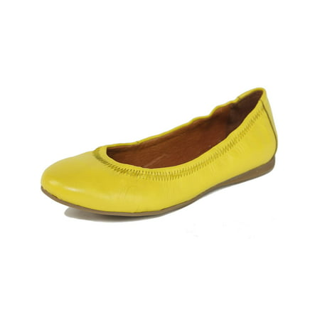 (Alpine Swiss Women's Shoes Ballet Flats Genuine European Leather Comfort Loafer)