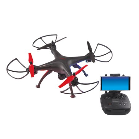 Vivitar Aeroview Quadcopter Video Drone