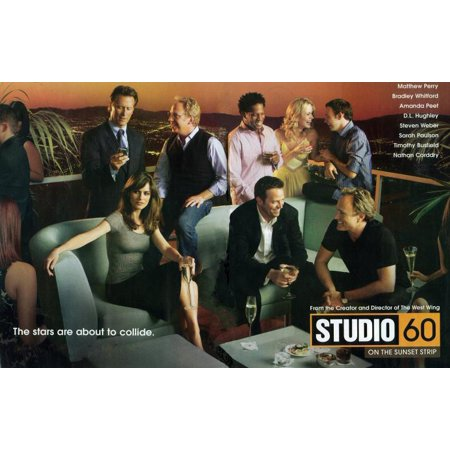 Studio 60 on the Sunset Strip (2006) 11x17 TV