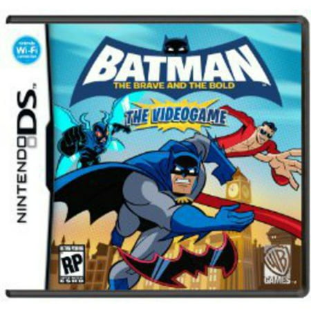 Batman: The Brave and the Bold (DS)