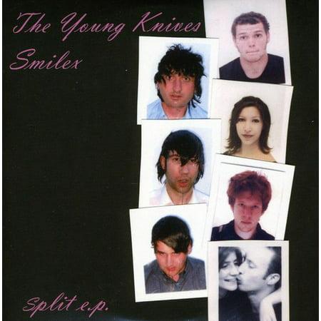 Young Knives/Smilex - Split EP (Cem Karaca Vinyl)