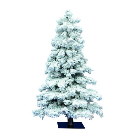 151d946d0c5 The Holiday Aisle 4  White Spruce Trees Artificial Christmas Tree with  Stand - Walmart.com