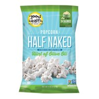 Good Health Popcorn - Half Naked - pack of 9 - 4 Oz.