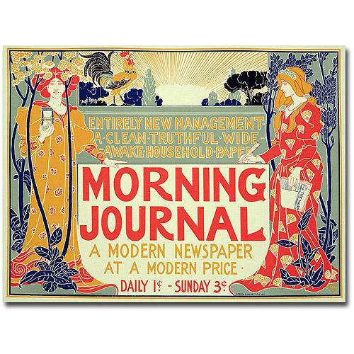 "Henri Meunier ""Morning Mournal"""