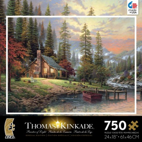 Ceaco Thomas Special Effects Puzzle, 750 Pieces