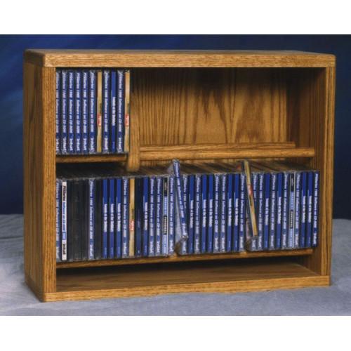 Wood Shed 200 Series 80 CD Multimedia Storage Rack