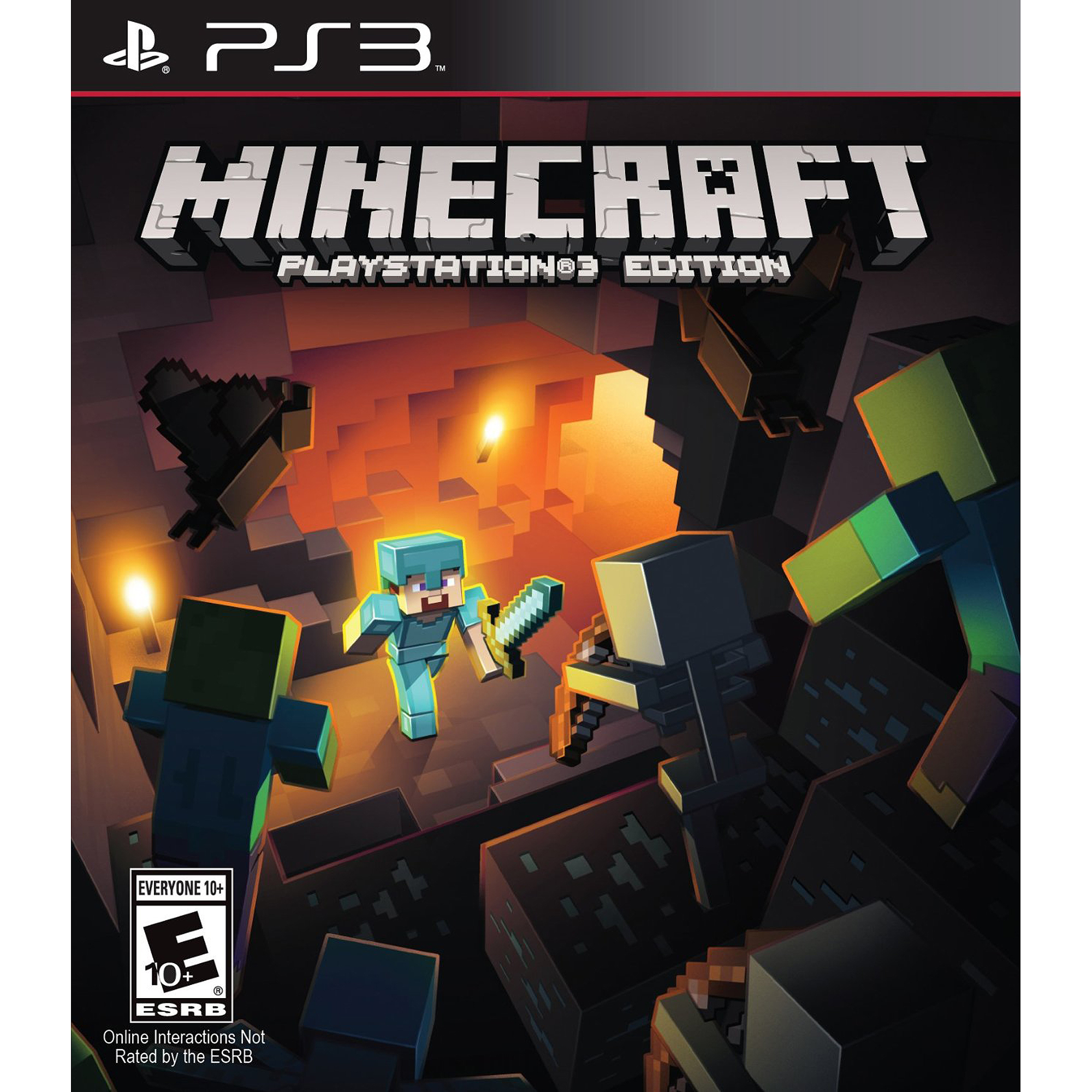 Minecraft: PlayStation 3 Edition (PS3) - Pre-Owned