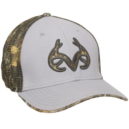 EDGE Mesh back Camo Cap ; Small / (Medium Burner Cap)