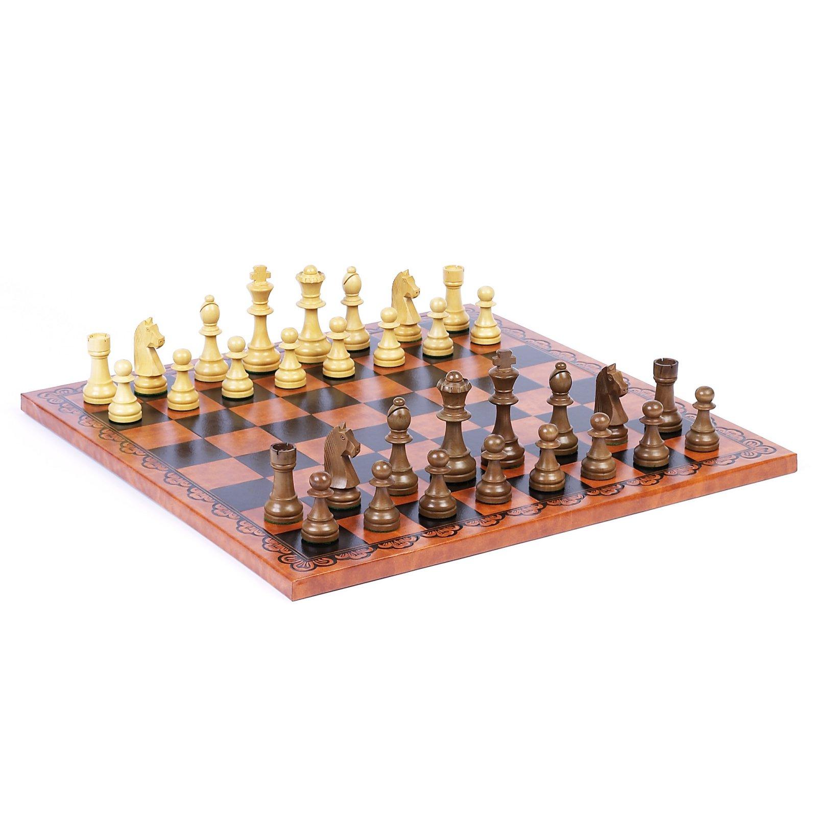 Cambor Traditional Staunton Chess Set