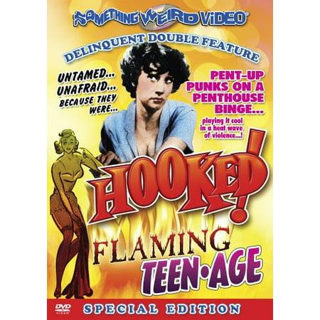 Image of Hooked & Flaming Teenage